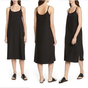 Eileen Fisher  Black Cami Dress